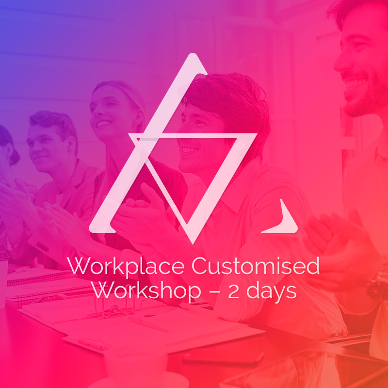 Workplace Customised Workshop 2 days